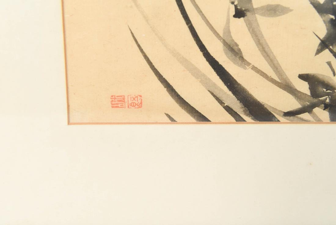 20TH CENTURY JAPANESE INK DRAWING - 3