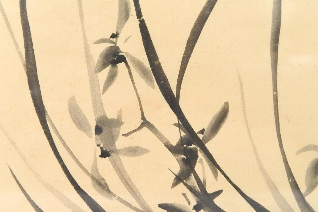 20TH CENTURY JAPANESE INK DRAWING - 4