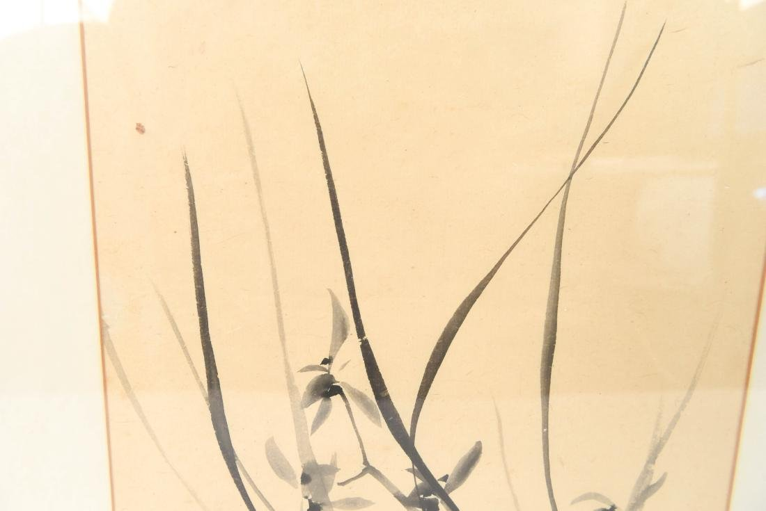20TH CENTURY JAPANESE INK DRAWING - 5