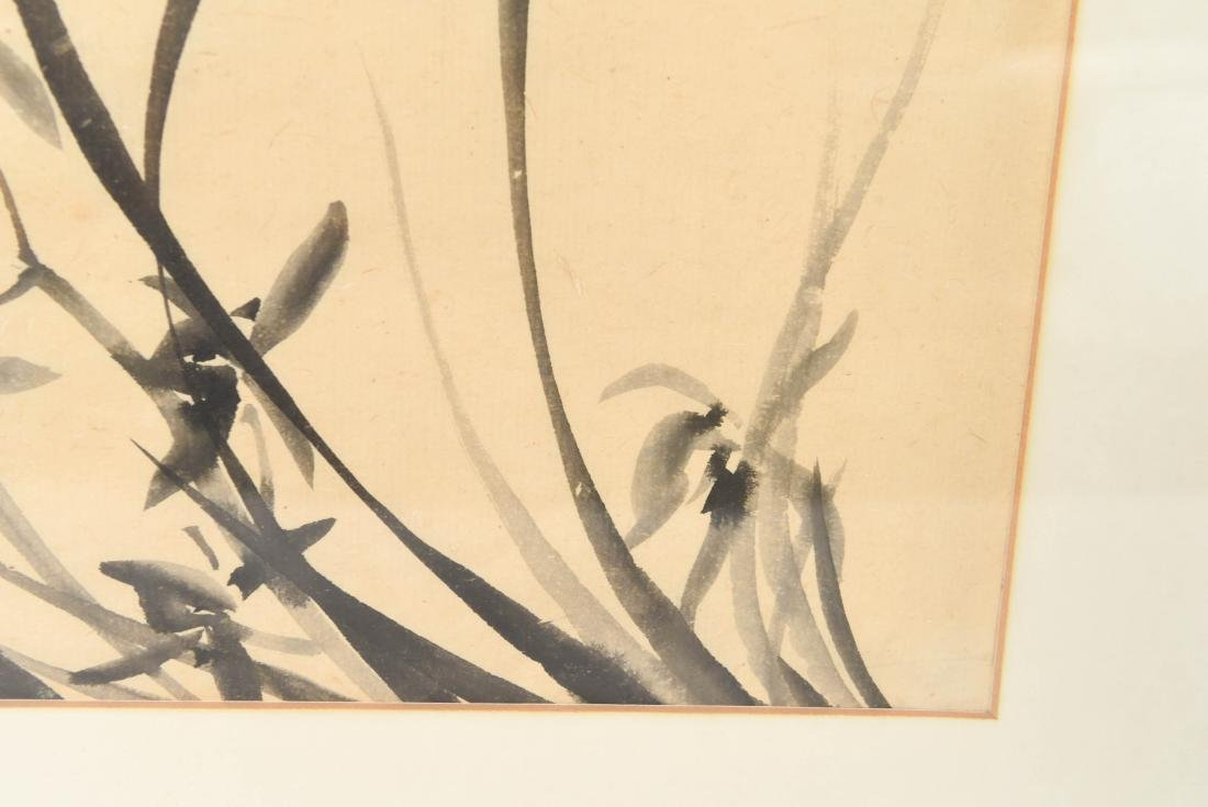 20TH CENTURY JAPANESE INK DRAWING - 6