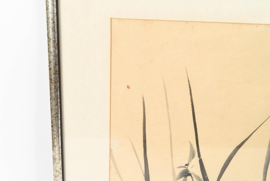 20TH CENTURY JAPANESE INK DRAWING - 7