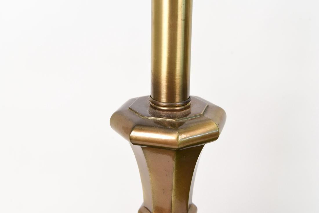 PAIR OF MID CENTURY CERAMIC LAMPS - 4