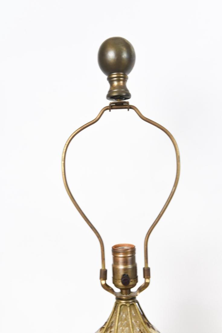 PAIR OF MID-CENTURY MARBORO LAMPS - 2