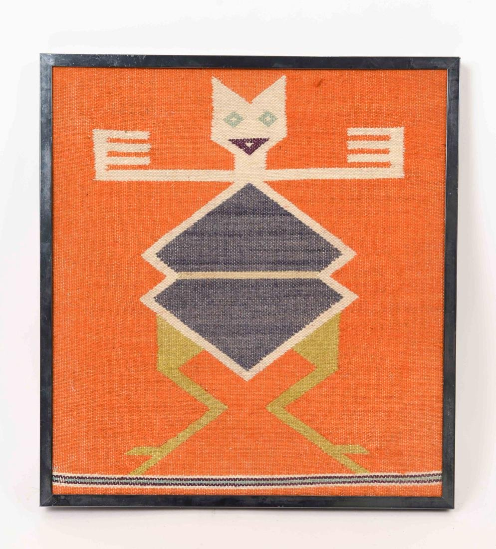 20TH CENTURY SOUTH AMERICAN TEXTILE