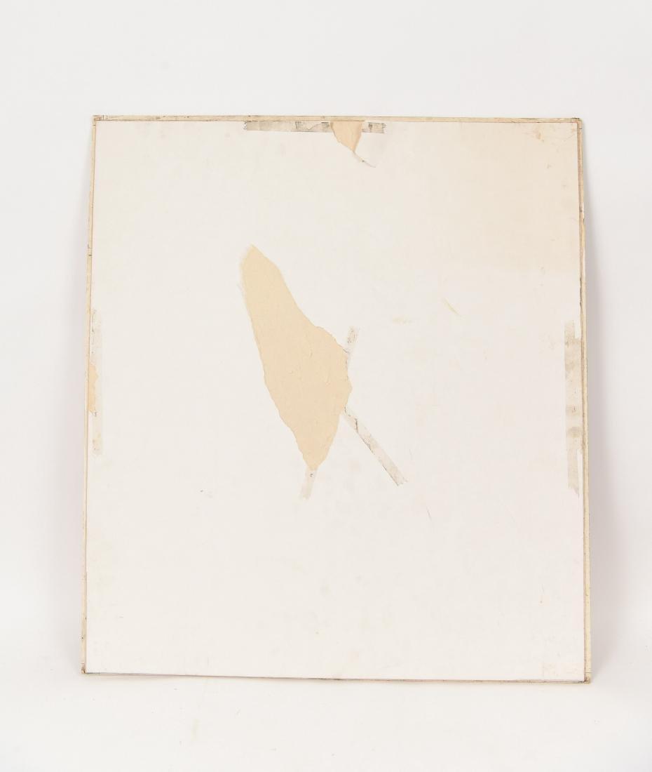 SERGIO GONZALES-TORNERO (CHILEAN/AMERICAN 1927-) - 9