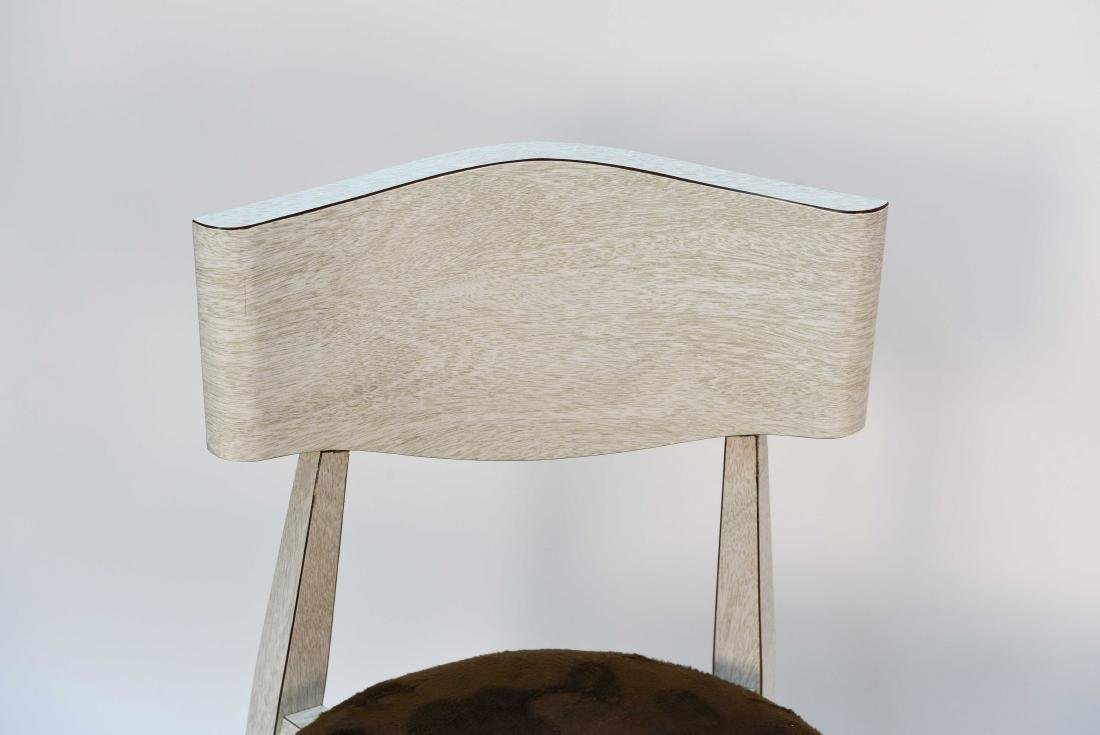 PAIR OF MID-CENTURY CHAIRS - 2