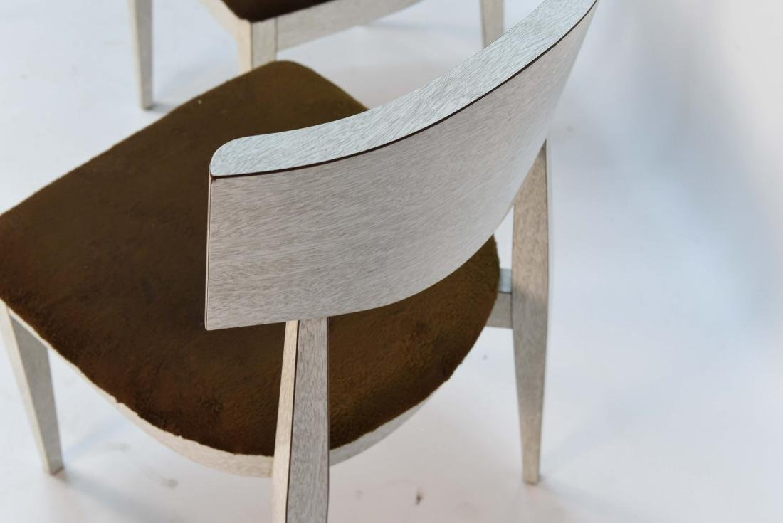 PAIR OF MID-CENTURY CHAIRS - 6