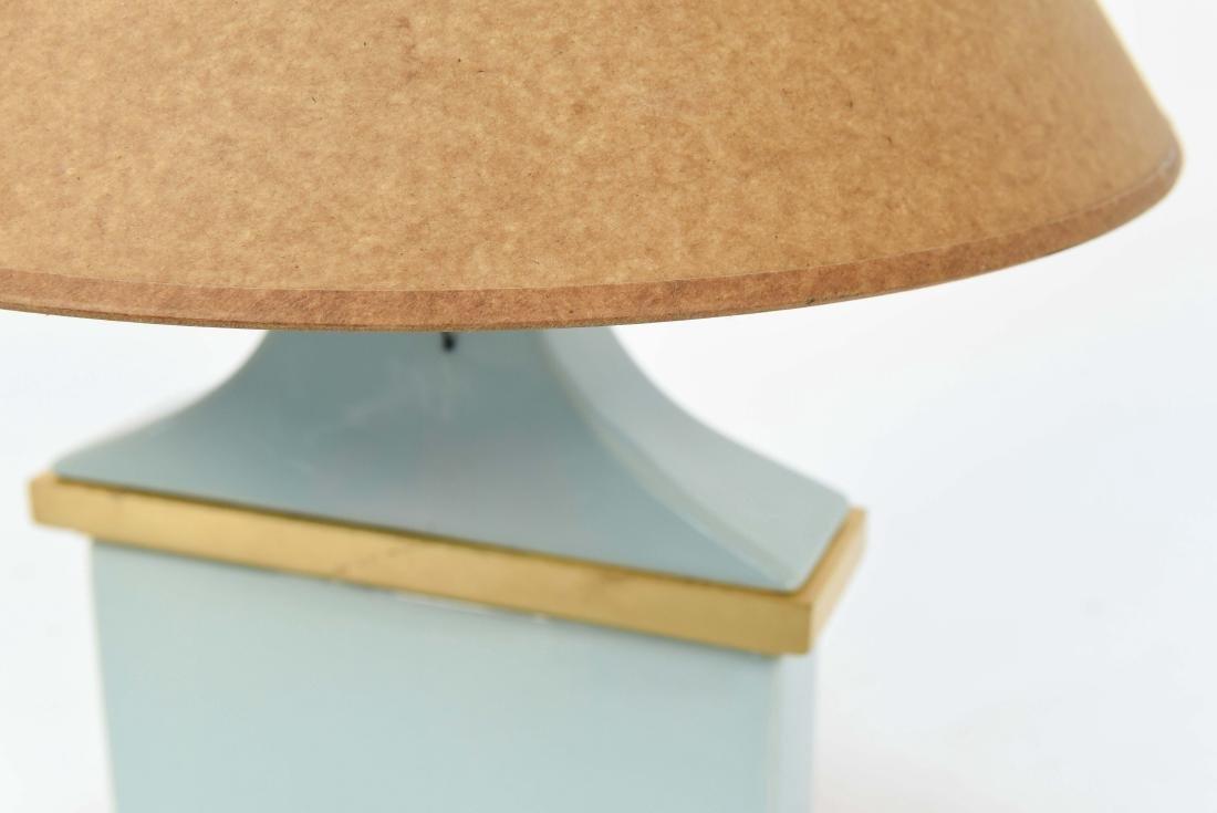 PORCELAIN LAMP - 4