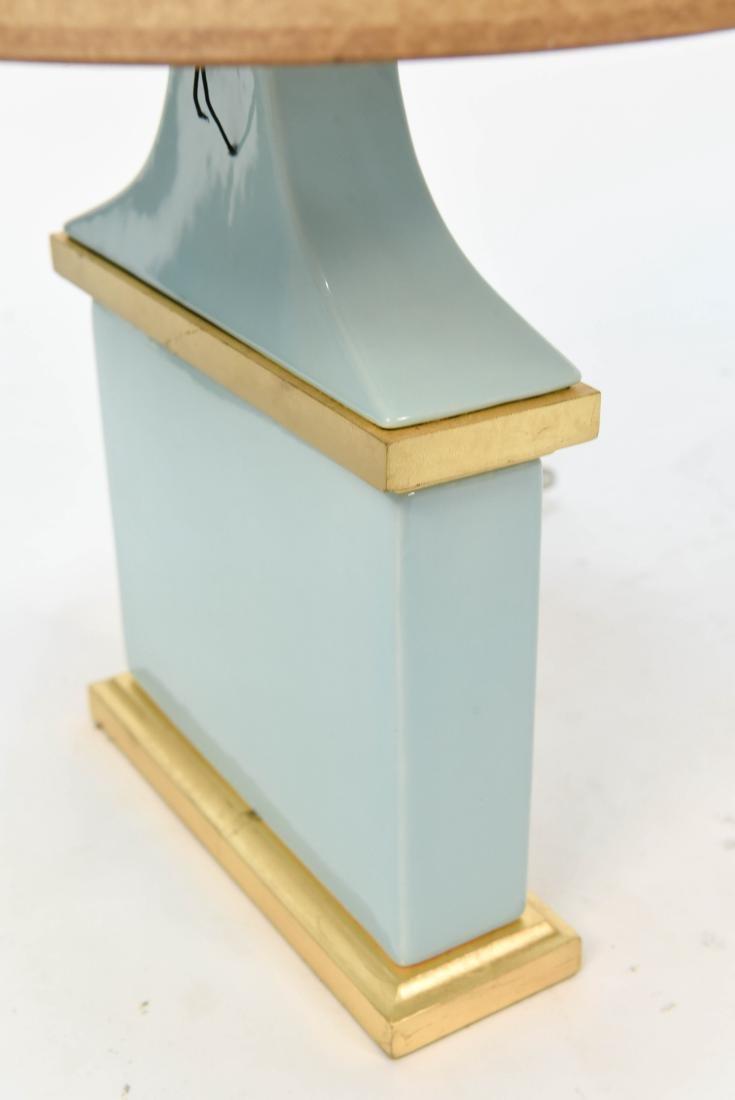 PORCELAIN LAMP - 5