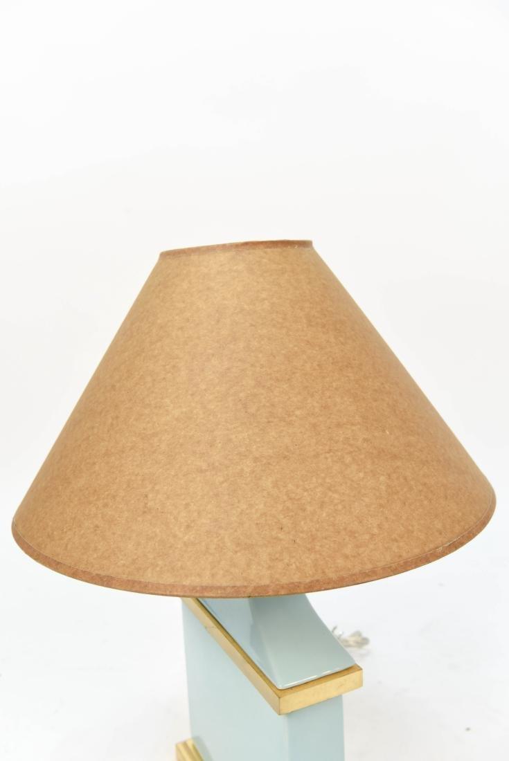 PORCELAIN LAMP - 6