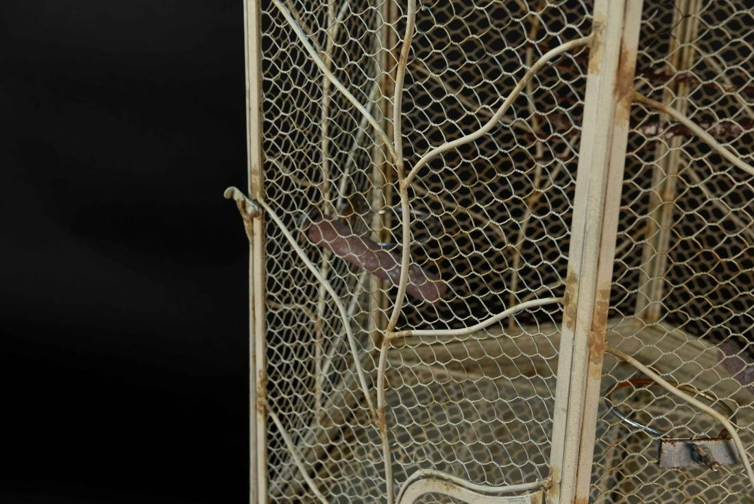 STANDING BIRD CAGE - 4