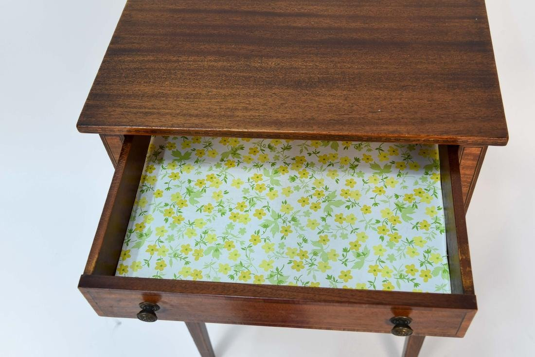 TWO DRAWER STAND - 5