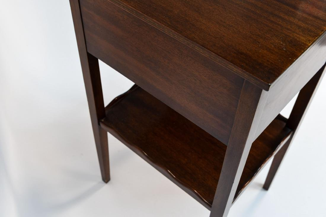 TWO DRAWER STAND - 9
