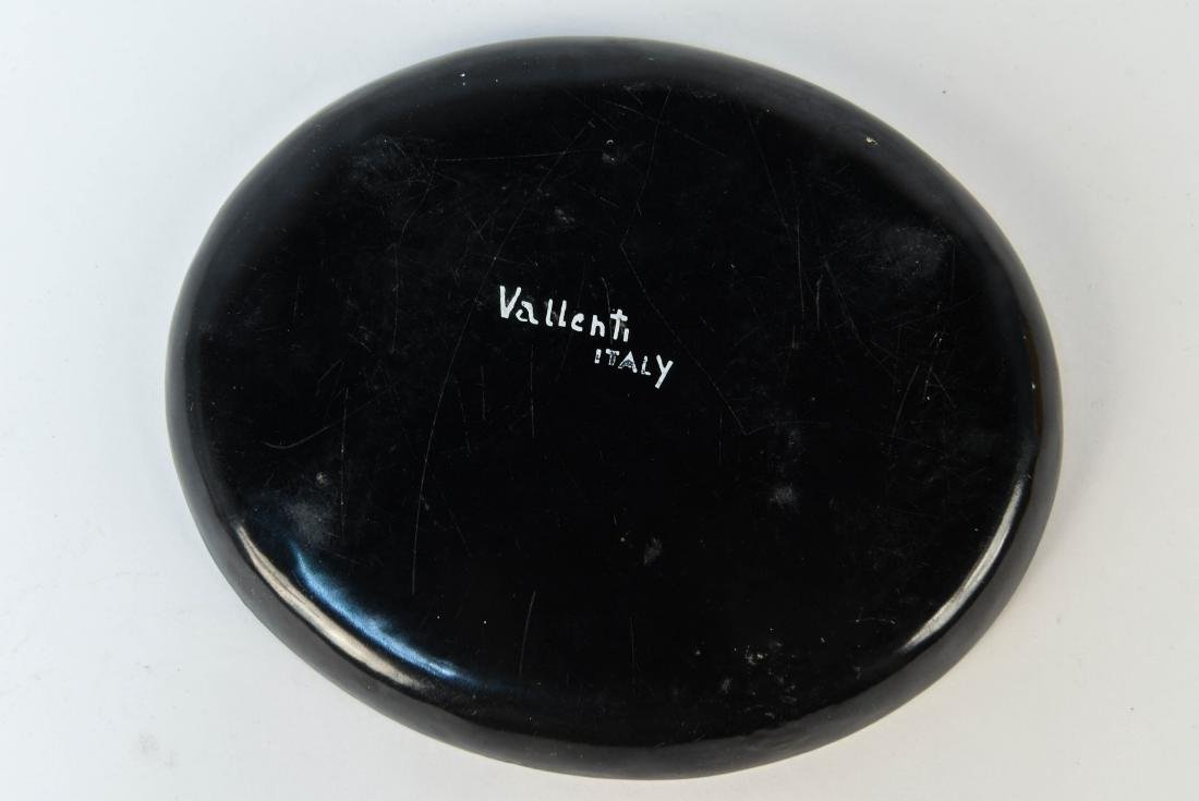 VALLENTI ITALIAN ENAMELED DISH - 5
