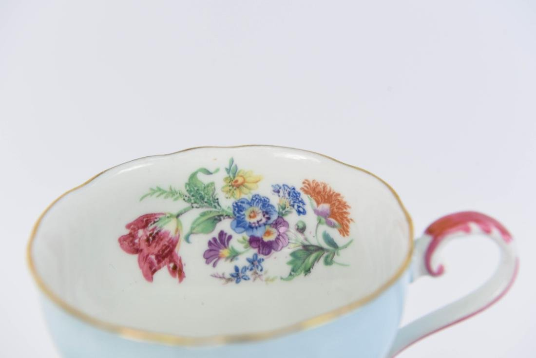 AYNSLEY ENGLAND BONE CHINA TEA SERVICE - 7