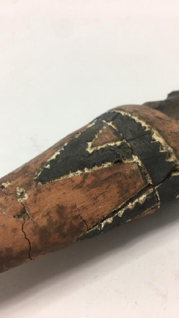 PAPUA NEW GUINEA ADMIRALTY ISLANDS OBSIDIAN KNIFE - 4