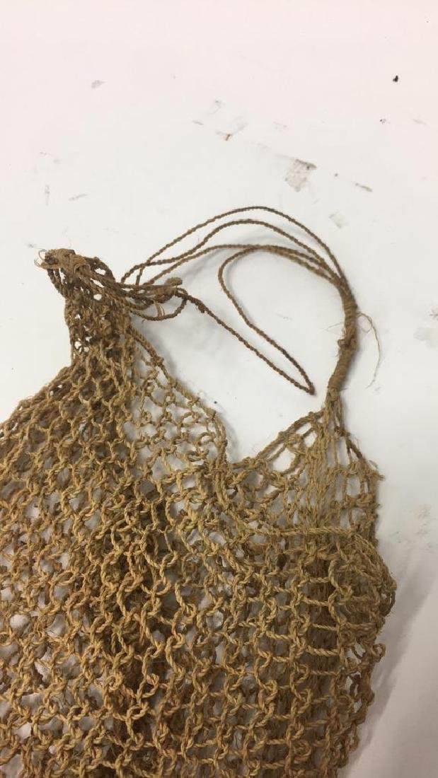 NEW GUINEA WOVEN BAG - 3