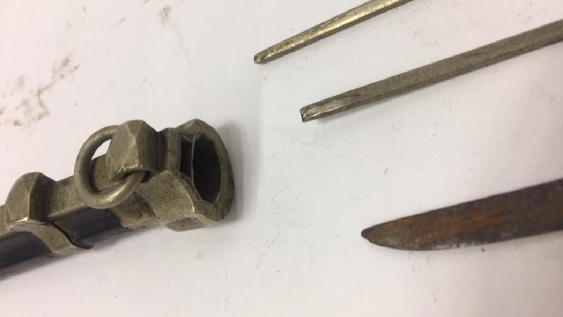 HIMALAYAN SMALL KNIFE W/ TOOLS - 6