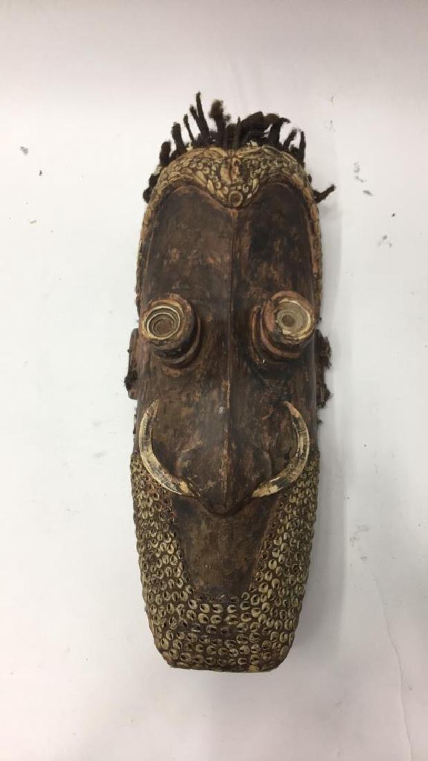 PAPUA NEW GUINEA SCULPTURE