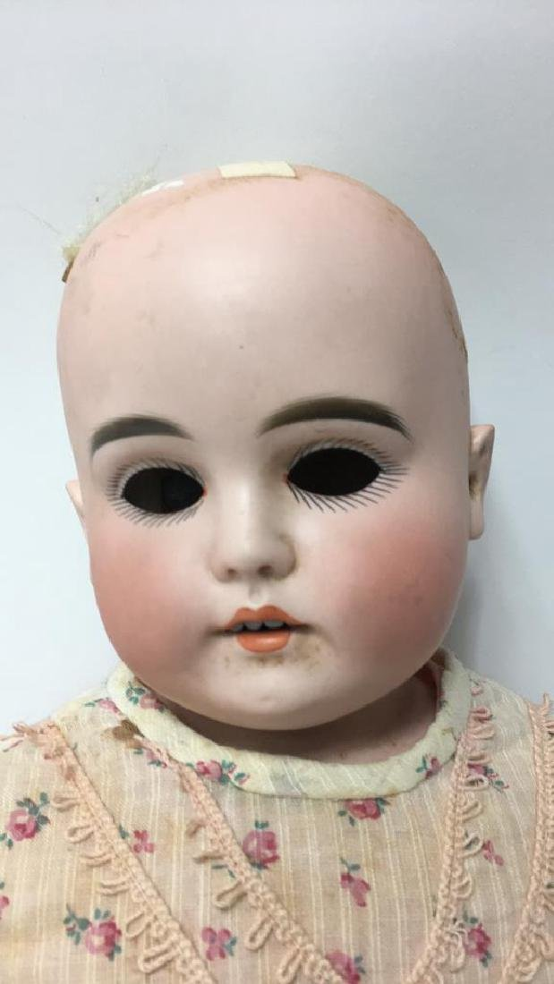 ANTIQUE BISQUE DOLL - 2