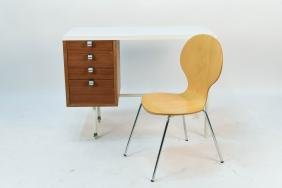 GEORGE NELSON CHILDS DESK & CHAIR