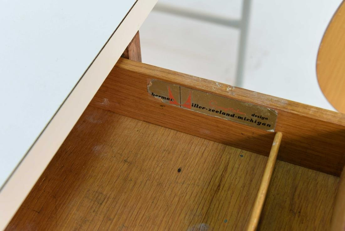 GEORGE NELSON CHILDS DESK & CHAIR - 7