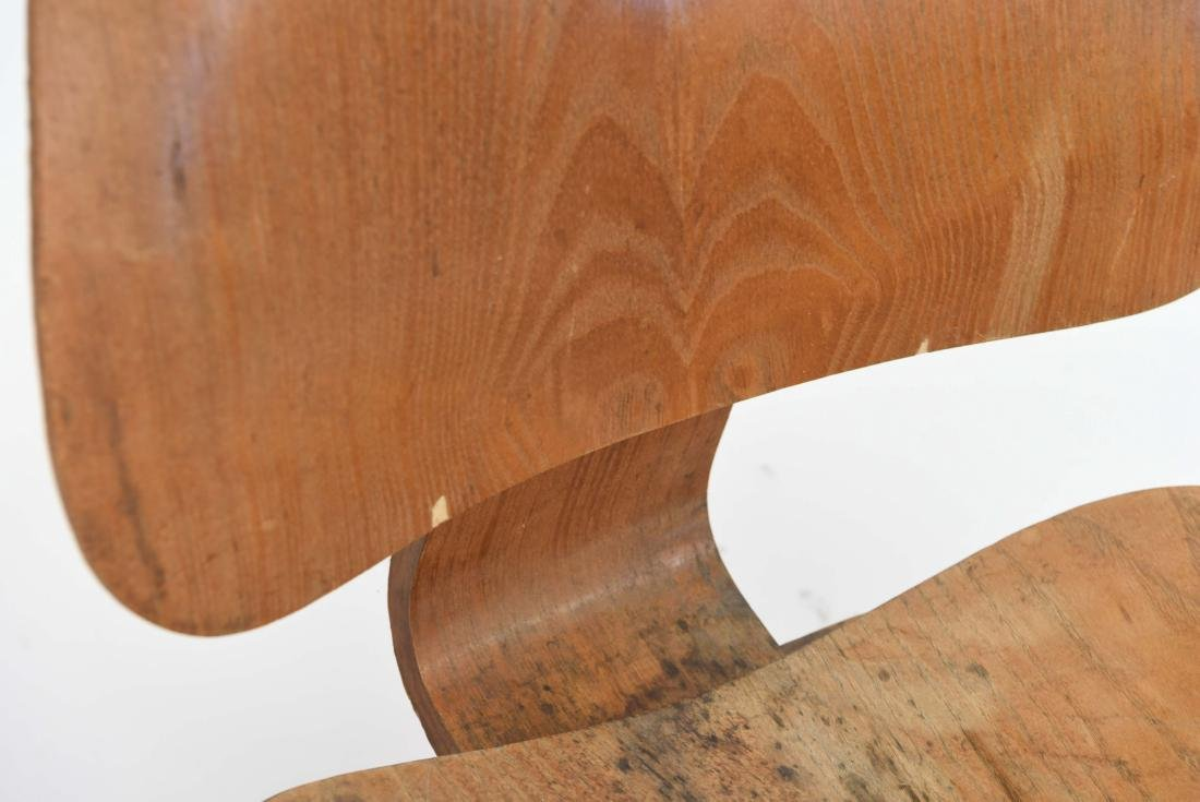 EAMES LCW BENTWOOD CHAIR - 5