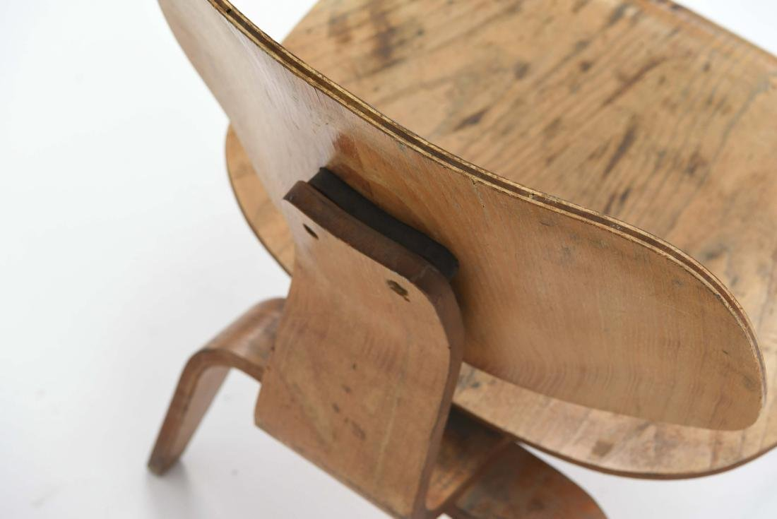 EAMES LCW BENTWOOD CHAIR - 6