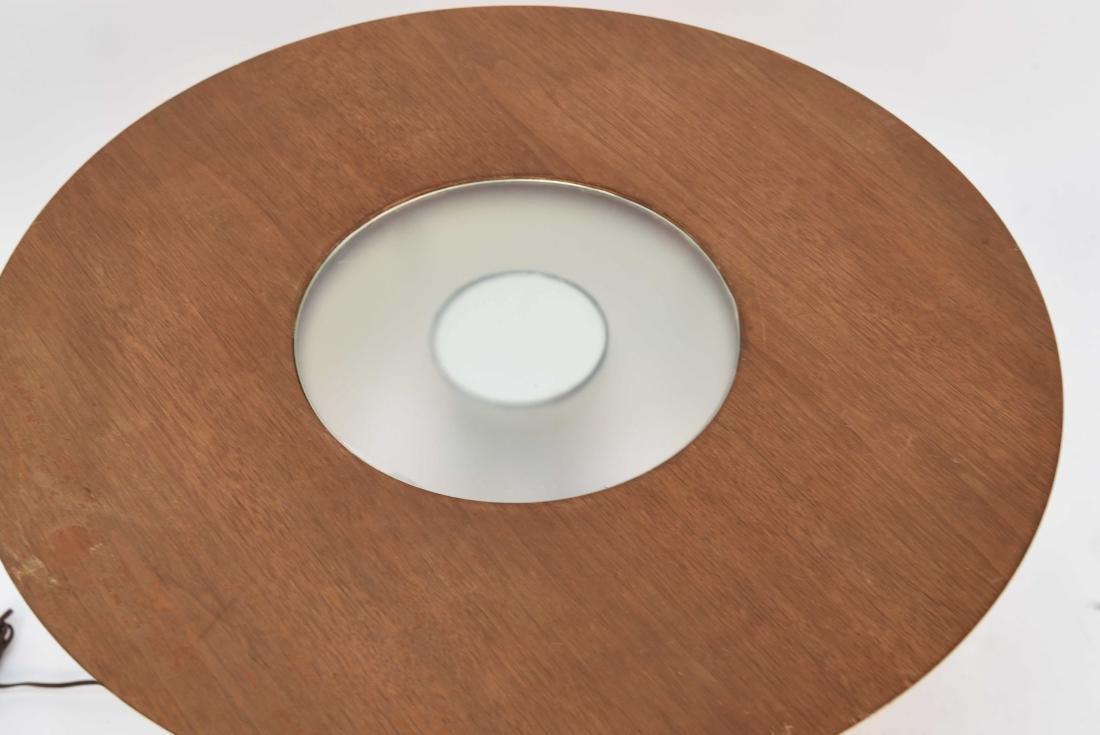 ITALIAN ILLUMINATED LAMP TABLE - 2