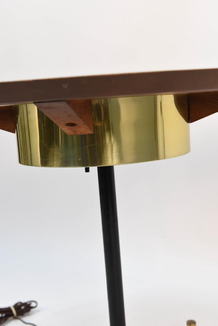 ITALIAN ILLUMINATED LAMP TABLE - 7