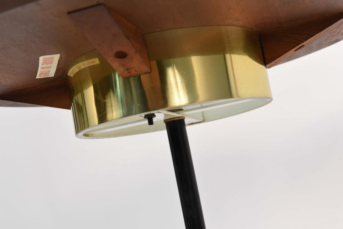 ITALIAN ILLUMINATED LAMP TABLE - 8