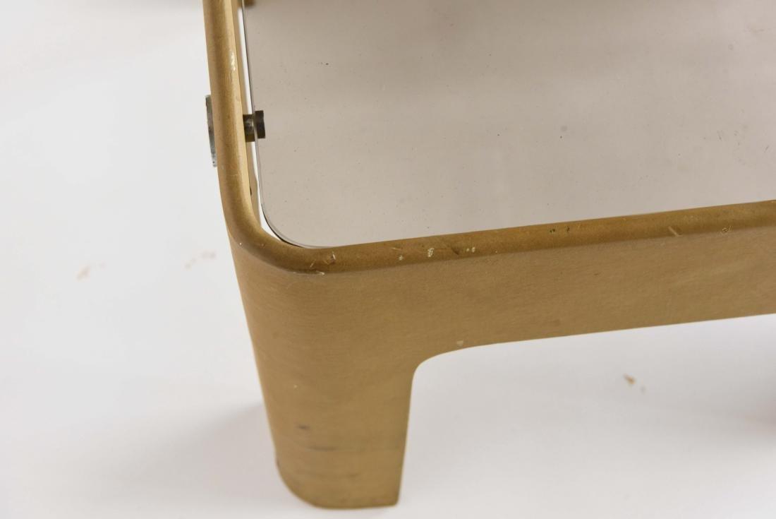 MID-CENTURY SIDE TABLE - 6