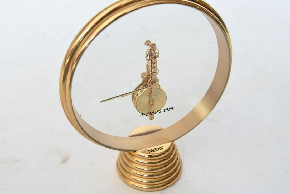 JAEGER LE COULTRE DESK CLOCK - 2