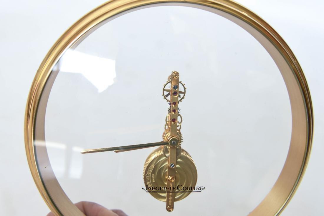 JAEGER LE COULTRE DESK CLOCK - 3