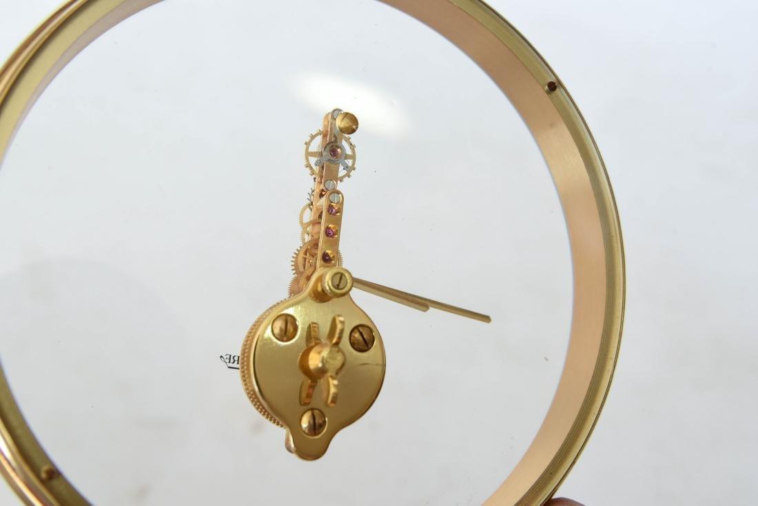 JAEGER LE COULTRE DESK CLOCK - 4