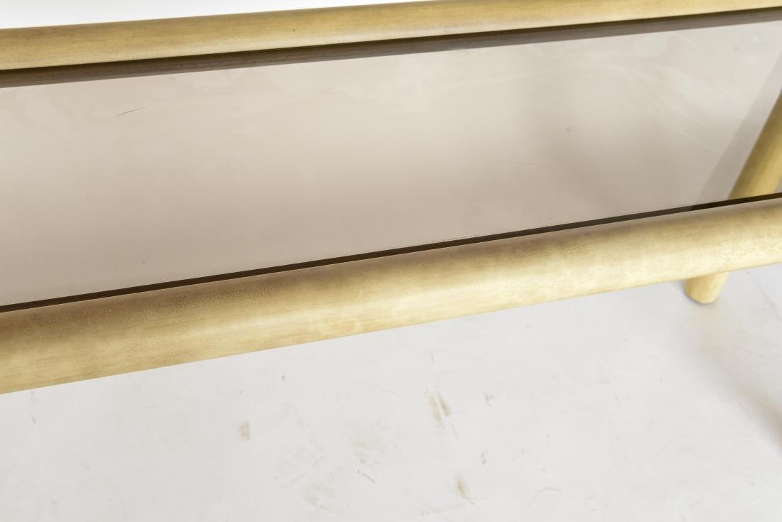 PHYLLIS MORRIS (1925-1988) SIGNED CONSOLE TABLE - 2
