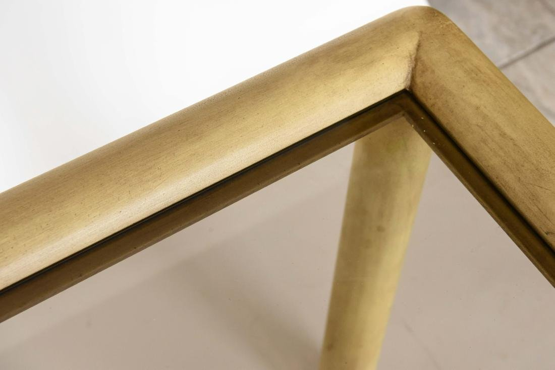 PHYLLIS MORRIS (1925-1988) SIGNED CONSOLE TABLE - 5
