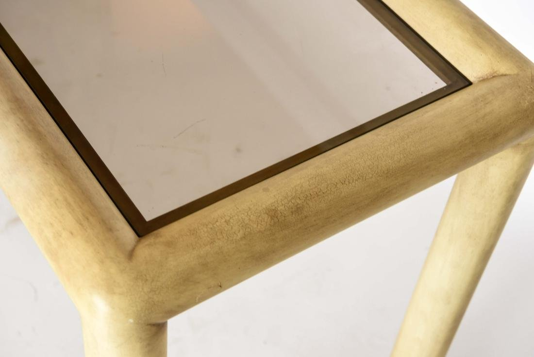 PHYLLIS MORRIS (1925-1988) SIGNED CONSOLE TABLE - 6