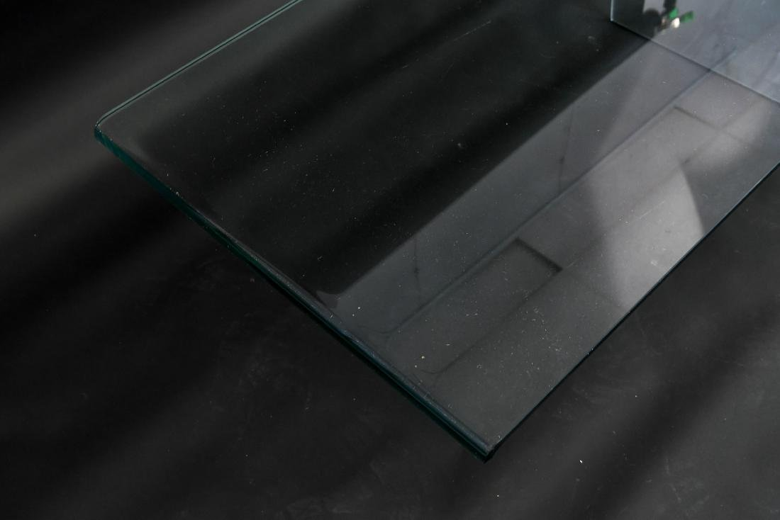 GLASS COFFEE TABLE - 2
