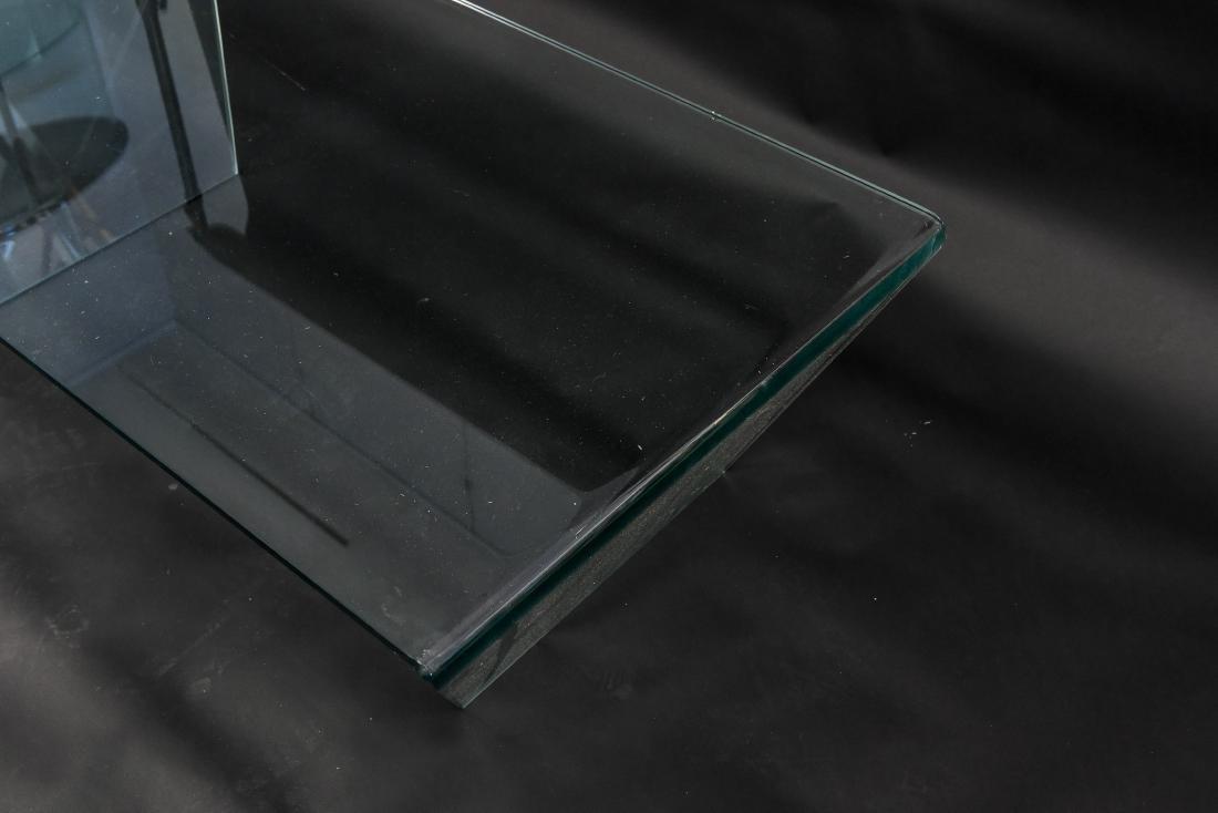 GLASS COFFEE TABLE - 3