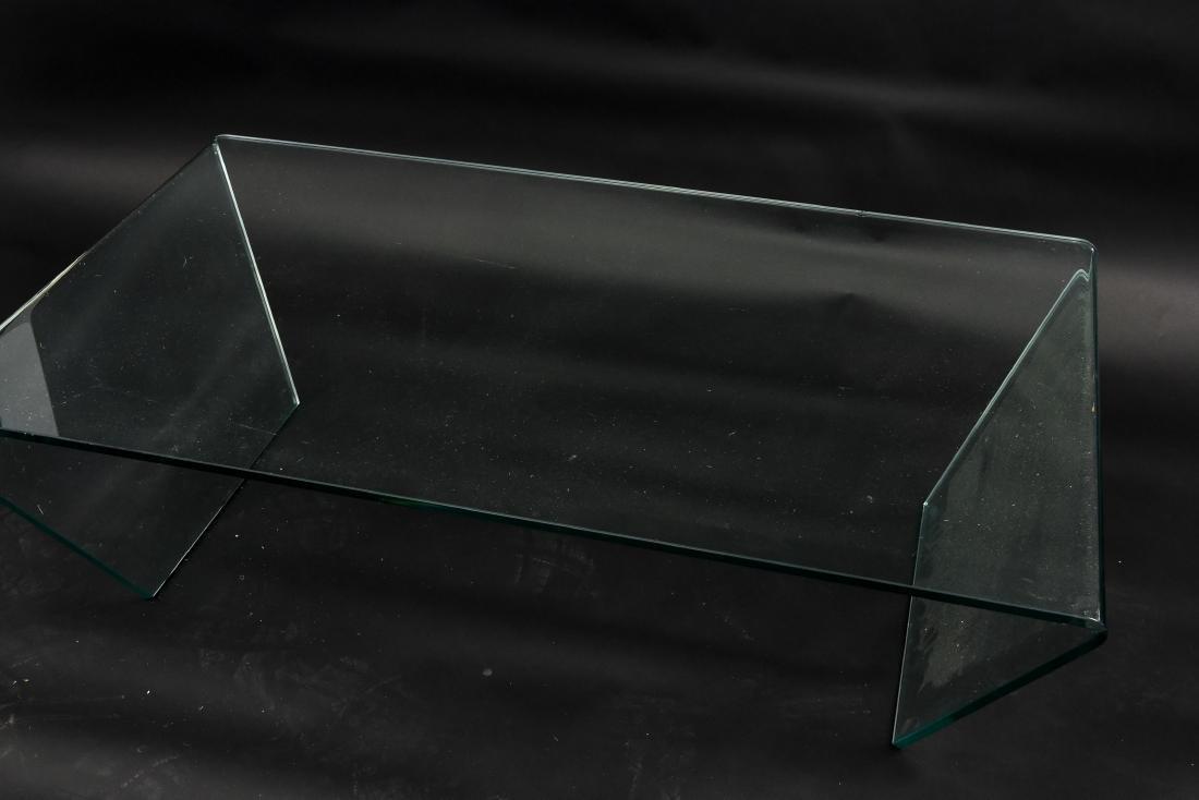 GLASS COFFEE TABLE - 4