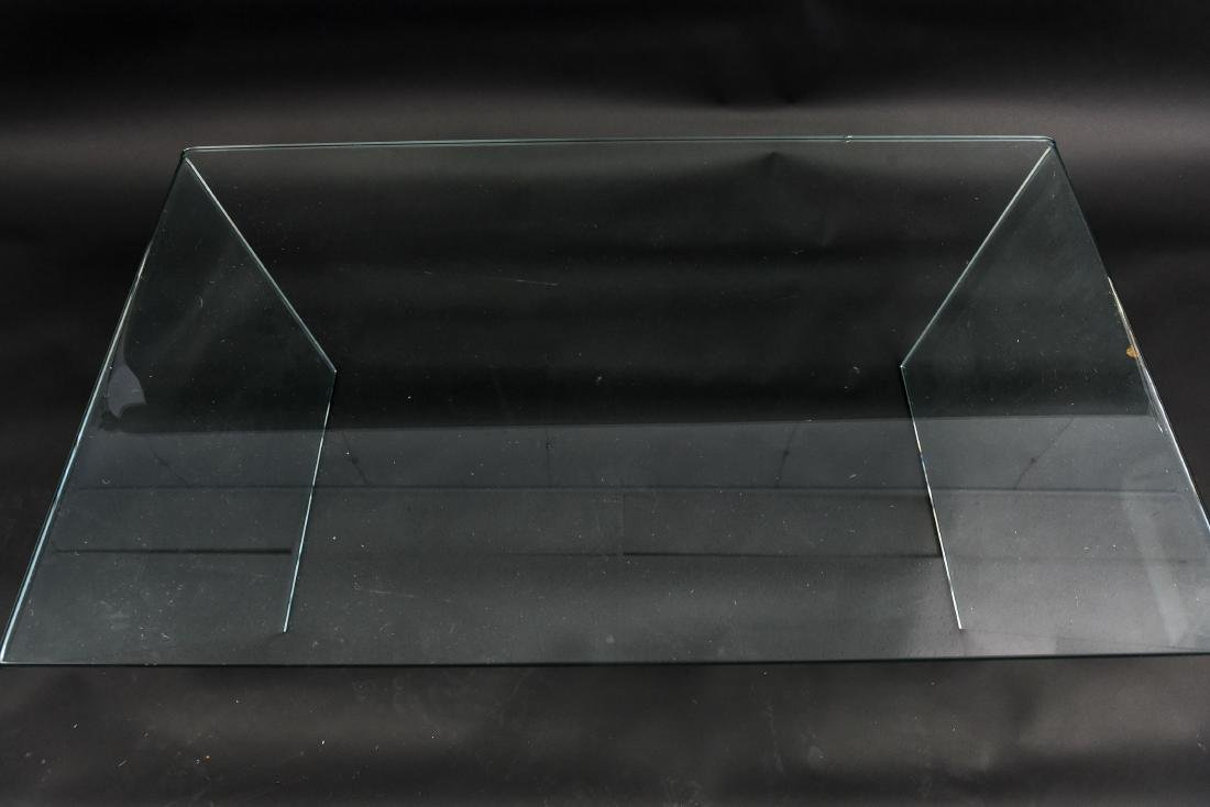 GLASS COFFEE TABLE - 5
