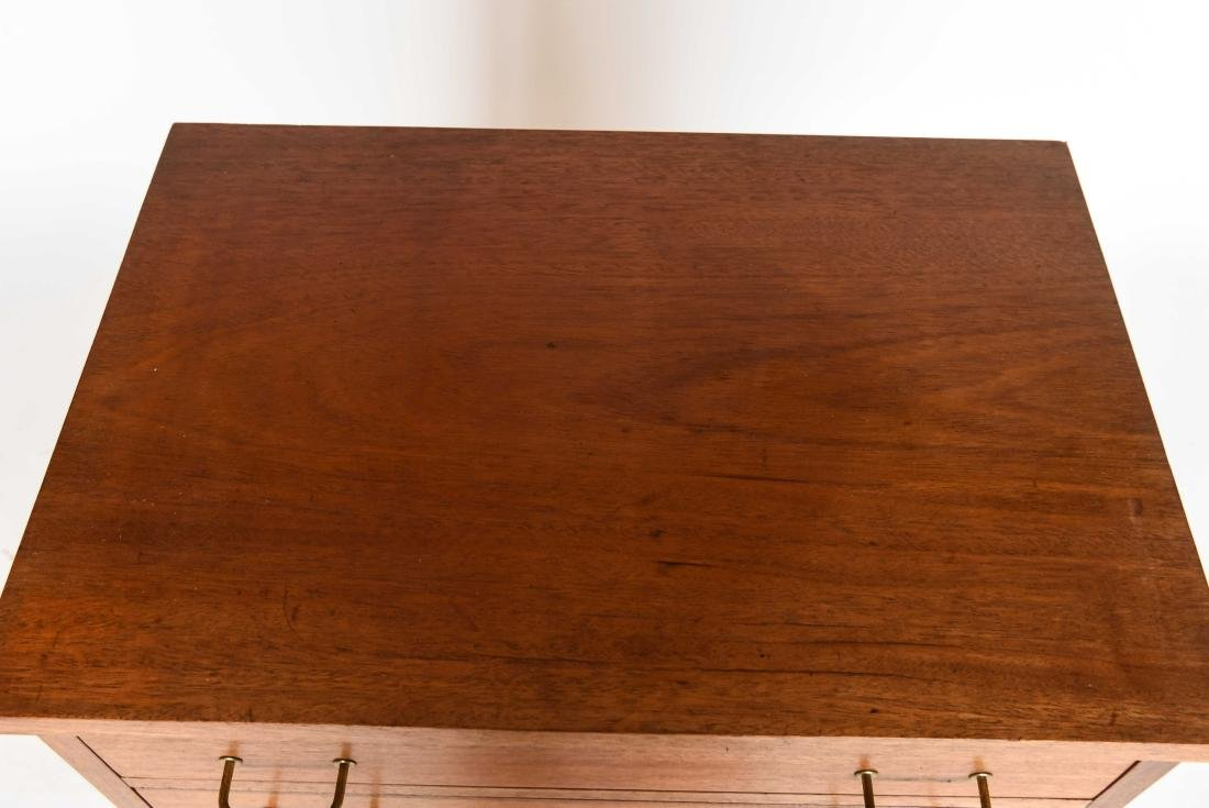 SMALL DANISH FOUR DRAWER CHEST - 2