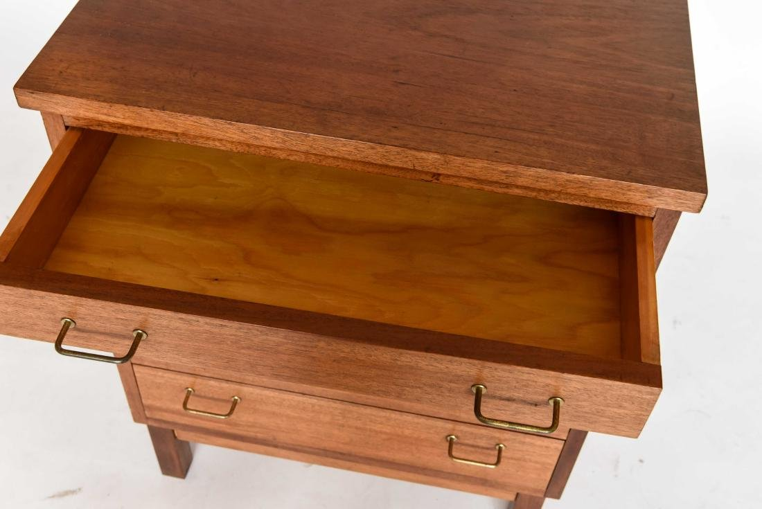 SMALL DANISH FOUR DRAWER CHEST - 3