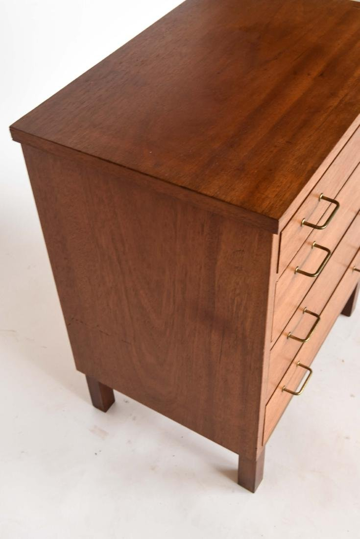 SMALL DANISH FOUR DRAWER CHEST - 5