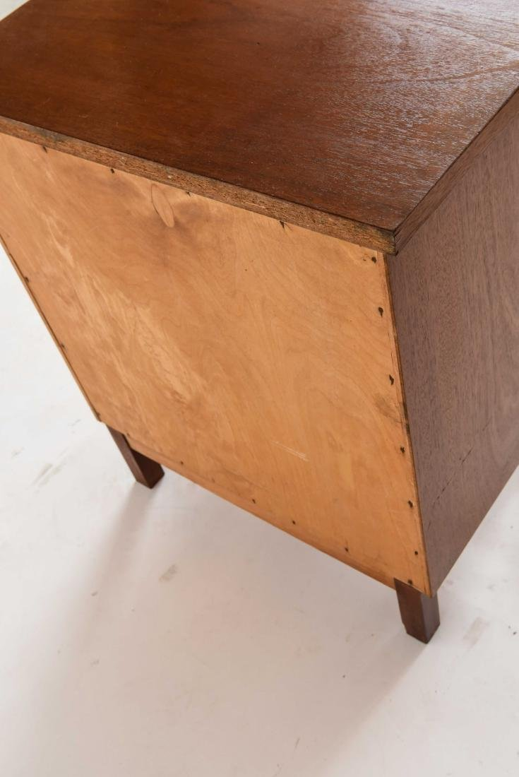 SMALL DANISH FOUR DRAWER CHEST - 6