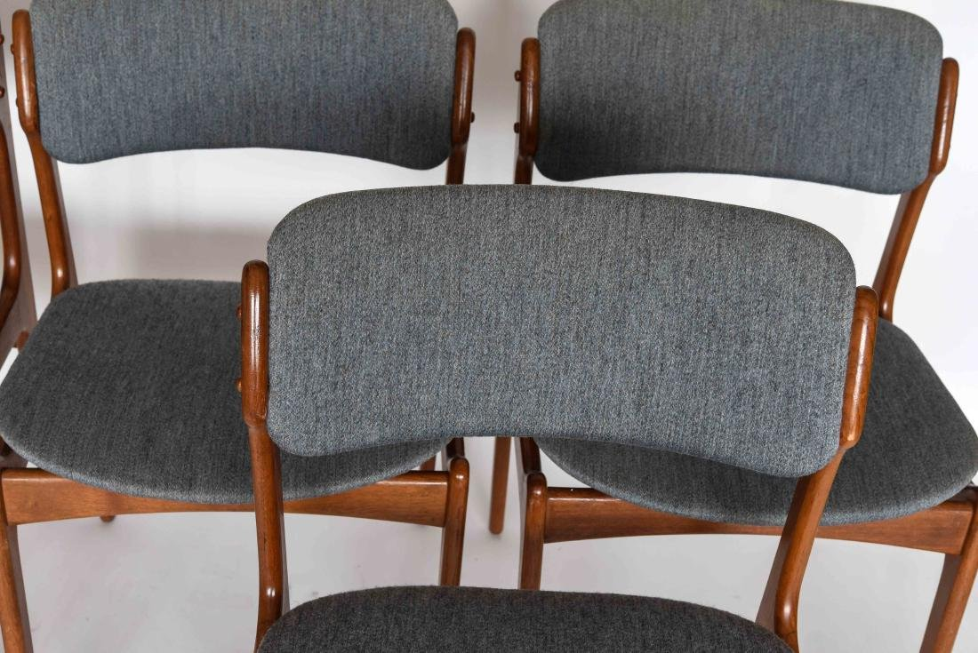 (6) ODDENSE MASKINSNEDKERI A-S DINING CHAIRS - 3