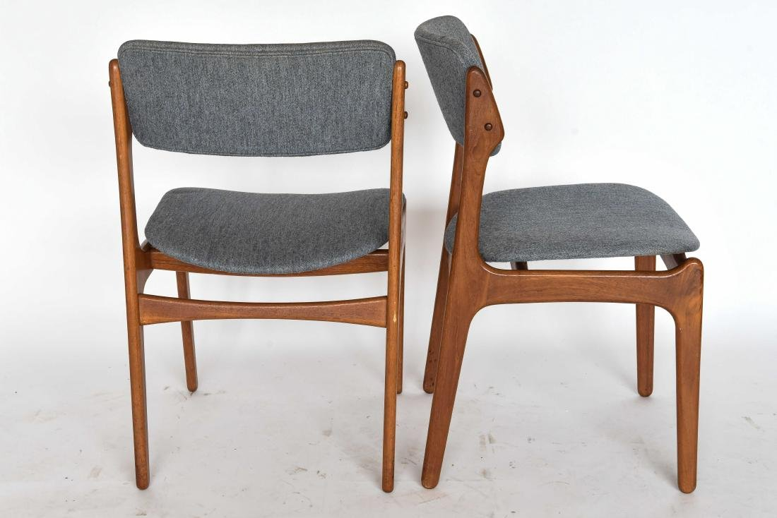 (6) ODDENSE MASKINSNEDKERI A-S DINING CHAIRS - 7