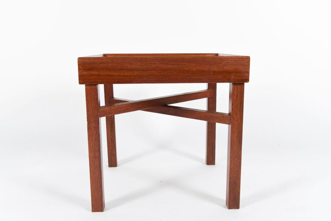 JENS QUISTGAARD STYLE MID-CENTURY TRAY TABLE