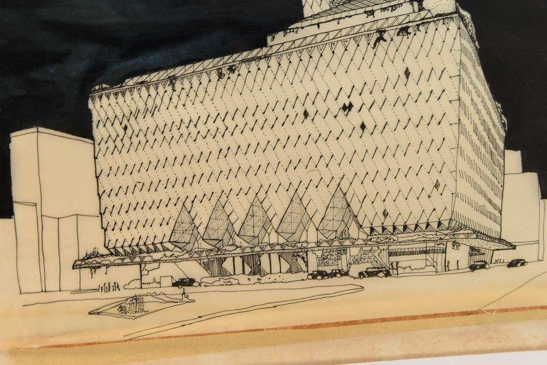 ARCHITECTURAL STUDY OF FRANK LLOYD WRIGHT'S ROGERS - 6